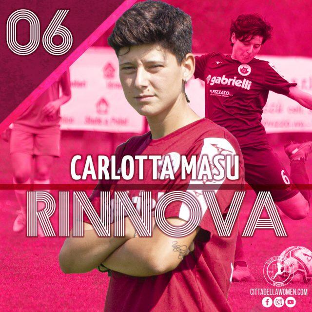 Carlotta Masu Rinnovo