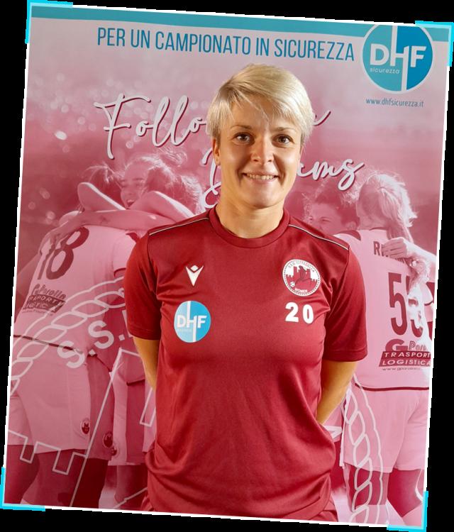 Ilenia Simeoni al Cittadella Women