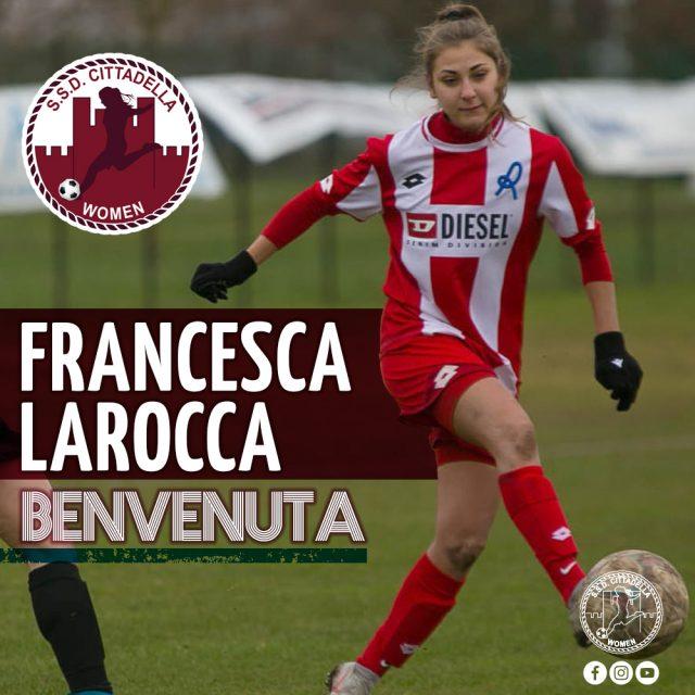 Francesca-Larocca_Cittadella-Women